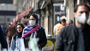 İran'da son 24 saatte 365 kişi Kovid-19'dan hayatını kaybetti