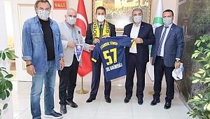 İstanbul Sinop Spor Basın Acıklaması Yaptı