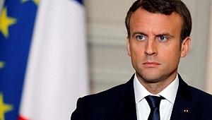 Macron: Avrupa Konseyi'nde Türkiye ve Karabağ konuşulacak