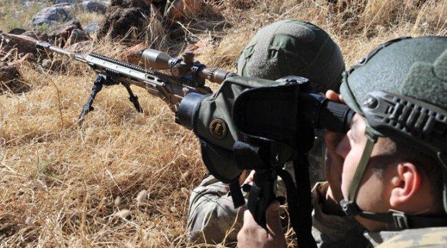 MSB duyurdu! 3 PKK/YPG'li terörist etkisiz hale getirildi