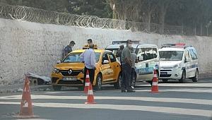 Takside fenalaşan yolcu hayatını kaybetti