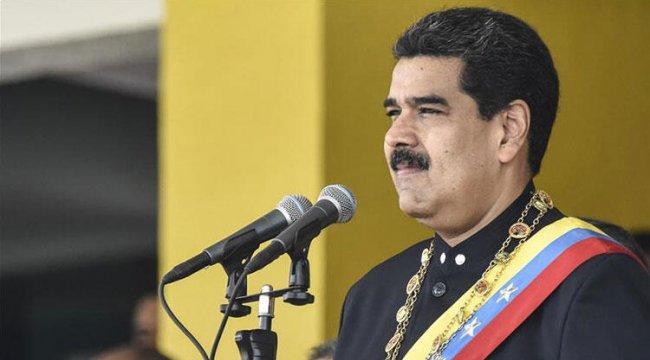 Venezuela Devlet Başkanı Maduro'dan koronavirüs aşısı açıklaması