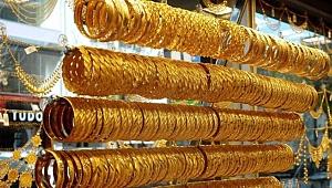 Altın fiyatları tepe taklak