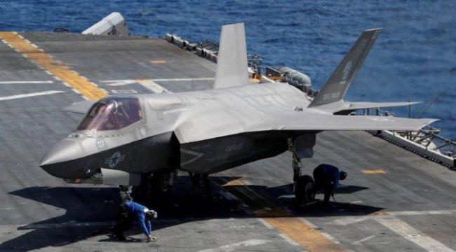 Çarpıcı iddia: F-35'in yazılım sırları Çin'in eline geçti