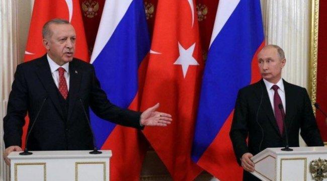 Erdoğan ve Putin arasında Dağlık Karabağ görüşmesi