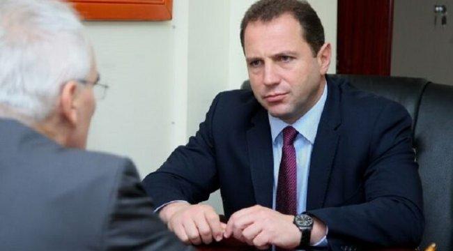 Ermenistan Savunma Bakanı istifasını sundu