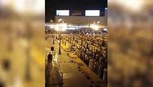 Fas'ta, İzmir'de depremde hayatını kaybedenler için dualar edildi