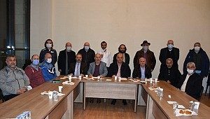 Fikret Sivri Zeytinburnu Kulüpleri ile bir araya geldi