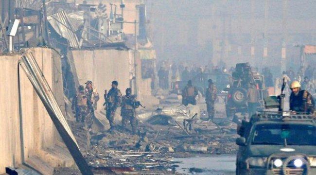 Güne dehşetle uyandılar… Kabil'de roketli saldırı: Ölü ve yaralılar var