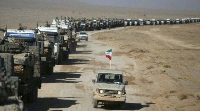 İran Suriye'nin Doğusunda Askeri Varlığını Güçlendiriyor