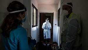 İtalya'da corona virüsünden bir günde 827 ölüm…