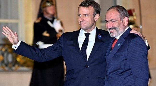 Macron'dan Dağlık Karabağ talebi!