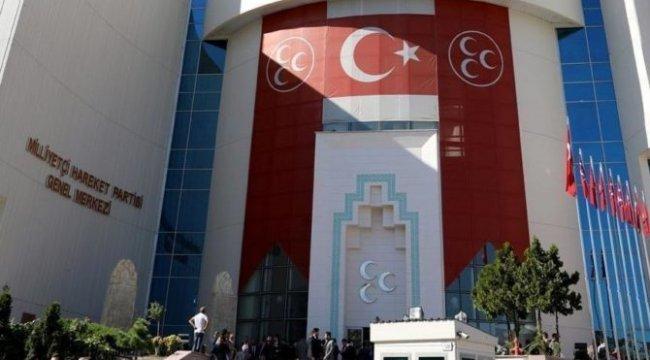 MHP'den CHP'ye 'Çakıcı' cevabı