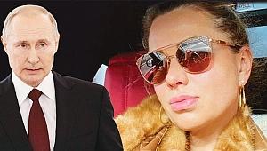 Putin'in sır gibi sakladığı kızı