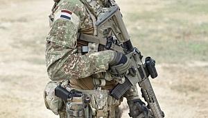 Roketle saldırılan Erbil Havalimanı'nı Hollanda askeri koruyacak