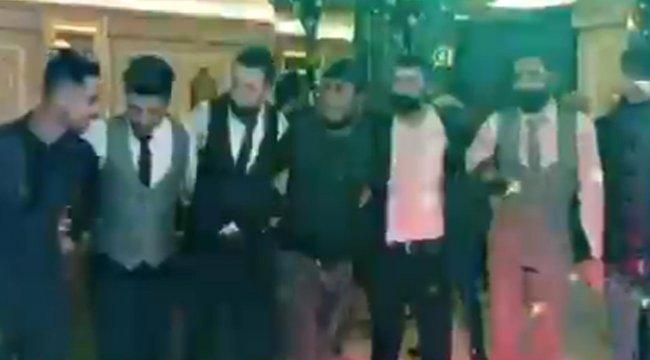 Düğünde halay çeken damat ile 14 arkadaşına 47 bin lira ceza