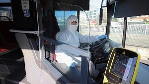 Sokağa çıkma yasağında otobüs ve metrobüs seferleri yapılacak
