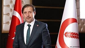 Yeniden Refah Partisi STK ve Halkla İlişkiler BaşkanıCemil Çolak basın açıklaması yaptı