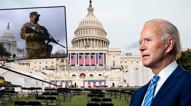 ABD Başkanlık Yemin Törenine hazırlanıyor, güvenlik önlemleri artırıldı