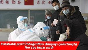 Çin'de koronavirüs kabusu devam ediyor, yetkililer bir şehri daha karantinaya aldılar...
