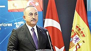 Dışişleri Bakanı Çavuşoğlu: Farklılıklarımızı çözmeliyiz