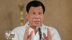 Filipinler Devlet Başkanı Duterte: Başkanlık kadınlara göre değil