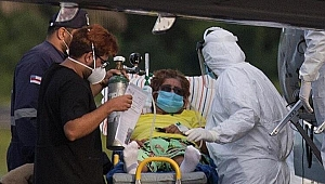 Güney Amerika ülkelerinde Kovid-19 salgını can almaya devam ediyor