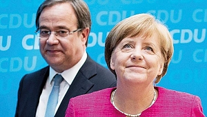 Merkel'in halefi 'Türk Armin' oldu