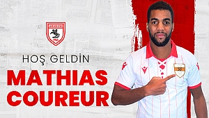 Samsunspor, Mathias Coureur ve Jugurtha Hamroun'u transfer etti