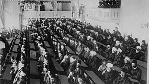 TBMM Başkanı Şentop, son Osmanlı Meclis-i Mebusan'ın açılışının yıl dönümünde anma mesajı paylaştı