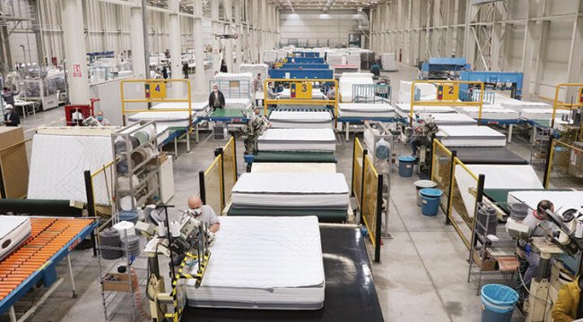 TMSF'den 128 milyon TL'lik yatırım