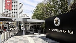 Türkiye'den Nijer'deki terör saldırısına kınama