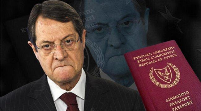 'Altın Pasaport' skandalında Anastasiadis bağlantısı!