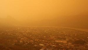 Prof. Dr. Toros'tan 'çöl tozu' açıklaması! Dün başladı, bugün devam ediyor…