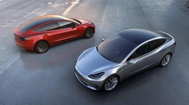 Tesla'ya Çin'den güvenlik uyarısı