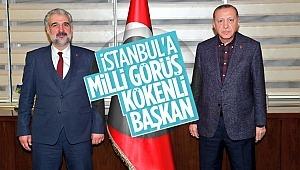 """AK Parti İstanbul İl Başkanı Kabaktepe """"94 ruhu"""" tekrardan"""