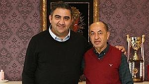 Ankaraspor'da Ümit Özat dönemi sona erdi
