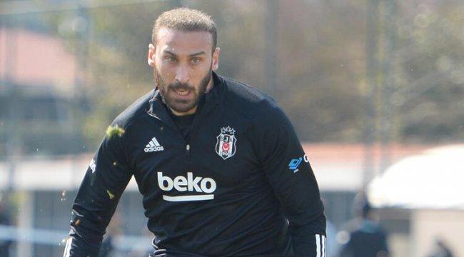 Beşiktaş'ta Cenk Tosun, Medipol Başakşehir maçı kadrosuna yer almadı