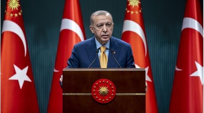 Cumhurbaşkanı Erdoğan Bakanlar Kurulu toplantısının ardından açıklama yaptı.