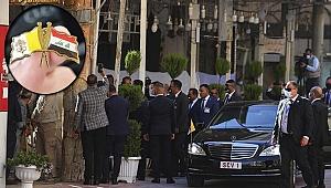 Dünya bu anlara kilitlendi! Papa, Şiilerin en büyük dini mercisi Sistani ile görüştü