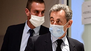 Fransa eski Cumhurbaşkanı Sarkozy'e hapis cezası