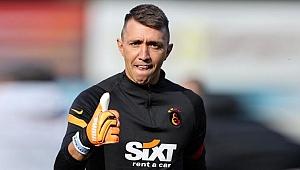 Galatasaray'da Fernando Muslera ile 3 yıl daha!