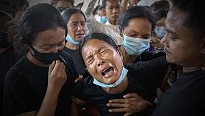 Myanmar'da olaylar büyüyor: 18 kişi hayatını kaybetti