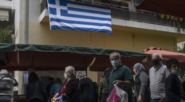 Yunanistan'da koronavirüs seyri korkunç! En yüksek seviyeye ulaşıldı