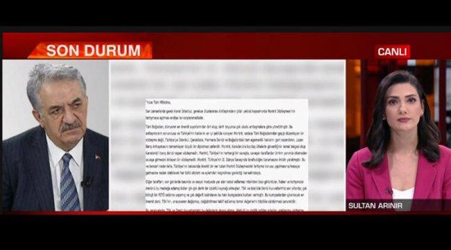AK Parti Genel Başkan Yardımcısı Hayati Yazıcı'dan bildiriye sert tepki