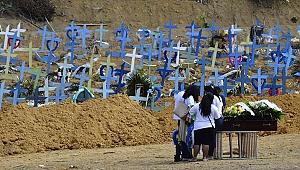 Brezilya'da son 24 saatte COVID-19 nedeniyle 3 bin 163 kişi hayatını kaybetti