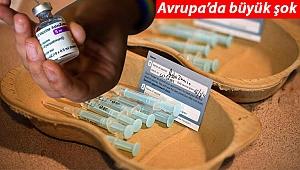 Fransa'da AstraZeneca krizi: Aşıdan sonra ölen kişinin ailesinden suç duyurusu!