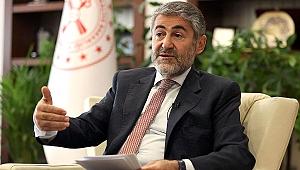Hazine ve Maliye Bakan Yardımcısı Nebati, Merkez Bankası'na yönelik rezerv tartışmalarını değerlendirdi