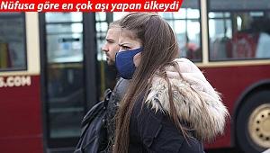 İsrail'de açık alanlarda maske zorunluluğu kaldırıldı