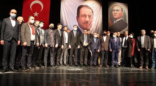 Muhsin Yazıcıoğlu' anma programı küçükçekmecede gerçekleştirildi